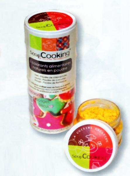 colorants alimentaires naturels en poudre - Colorant Alimentaire Naturel Vert