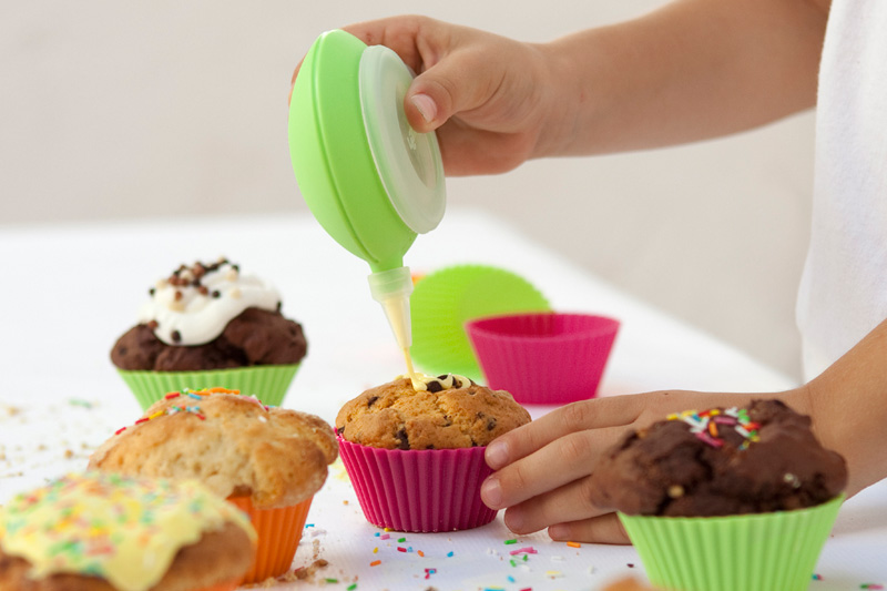 Accessoires decoration cupcakes for Accessoires de decoration